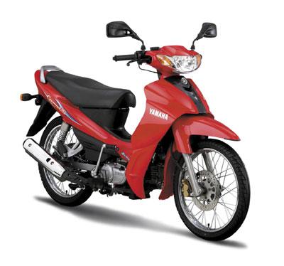 Yamaha Crypton Cc
