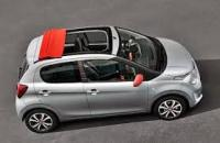 CITROEN C1 open top